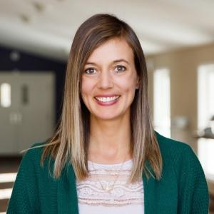 Deb Muller, our K-3 Kids Coordinator.