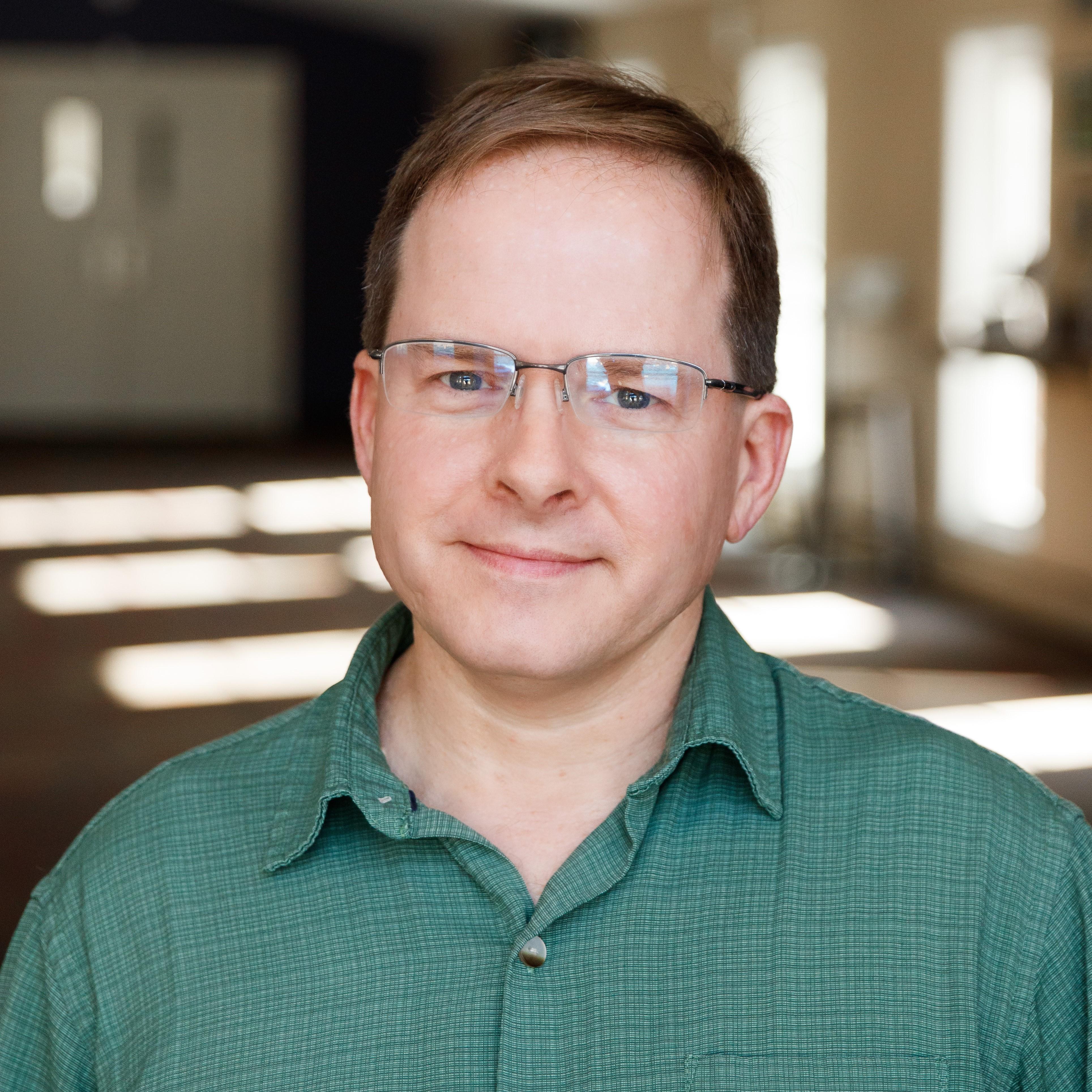 Tony Progar, our Tech Coordinator.
