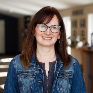 Shelia Jenkinson, our Women's Min. Coordinator.