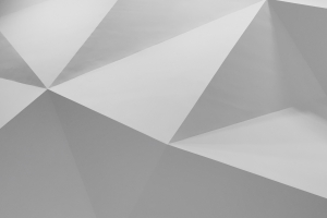 Gray and white triangles.