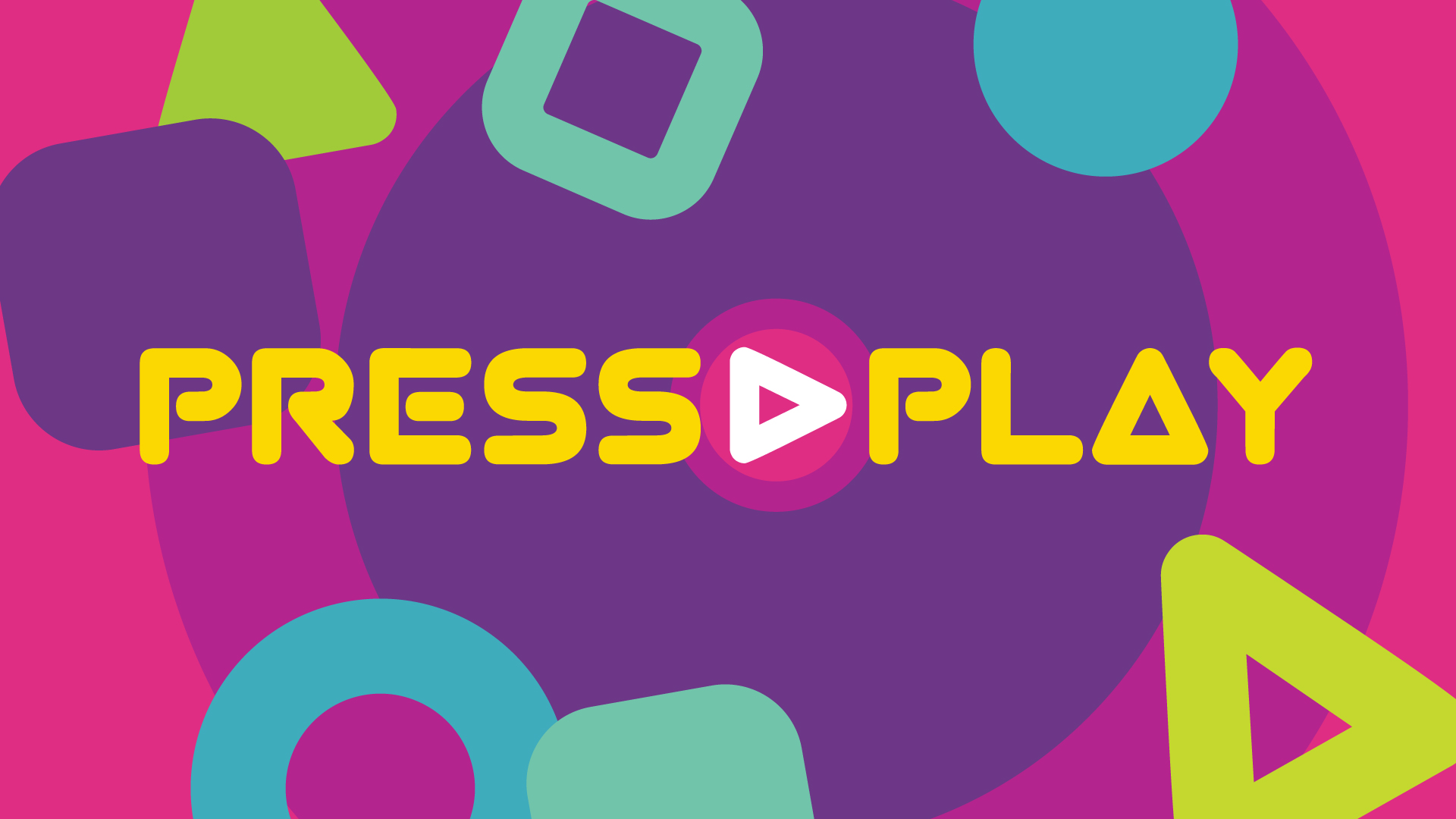 Our ArkPark theme for June, Press Play.